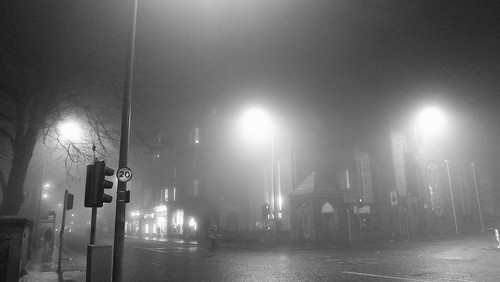 Misty Evening in Bruntsfield 01
