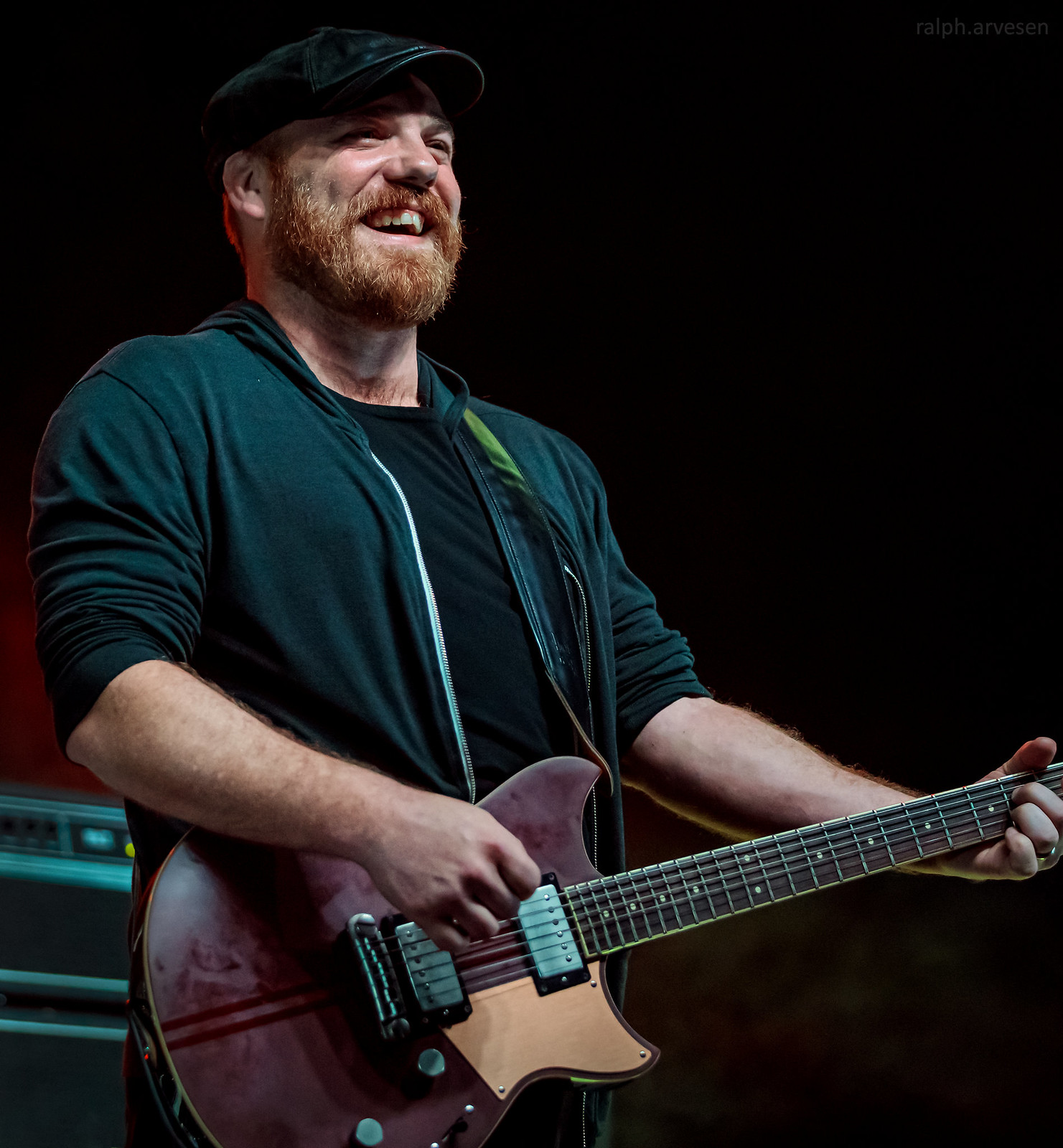 Marc Broussard | Texas Review | Ralph Arvesen