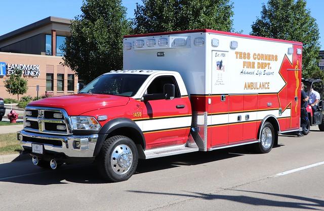 Tess Corners Fire Department