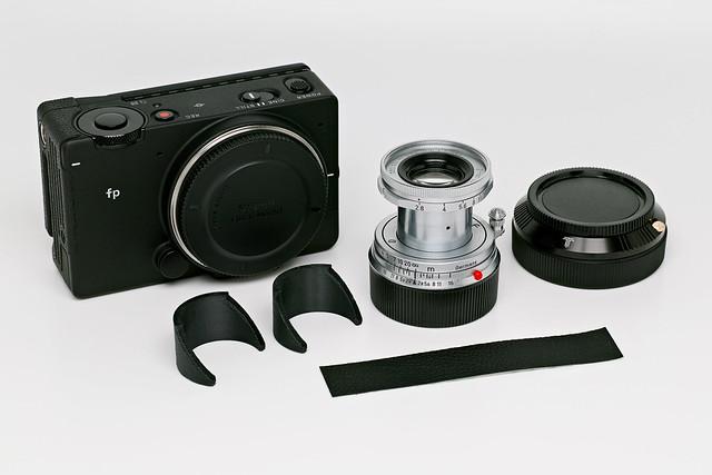 20201110_06_LEICA ELMAR 50mm(5cm) F2.8(1st)用沈胴ストッパー