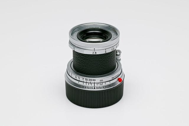20201110_08_LEICA ELMAR 50mm(5cm) F2.8(1st)用沈胴ストッパー