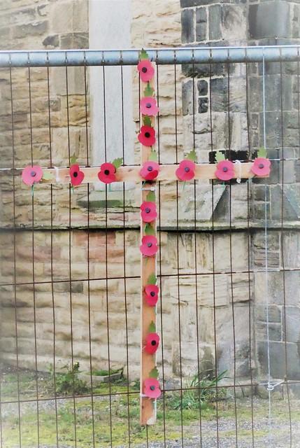 Poppy Cross - Newbiggin Community Centre