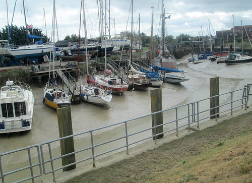 Rye, River Tillingham