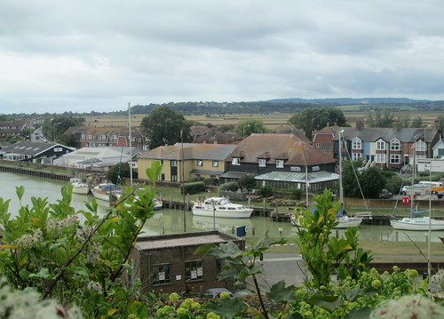 River Tillingham and River Haven Hotel, Rye