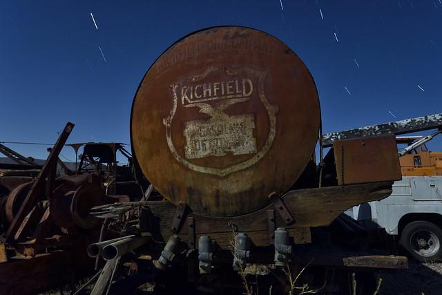 richfield oil. 2018.