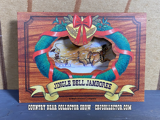 Tokyo Disneyland Jingle Bell Jamboree Phone Card - CBCS #282