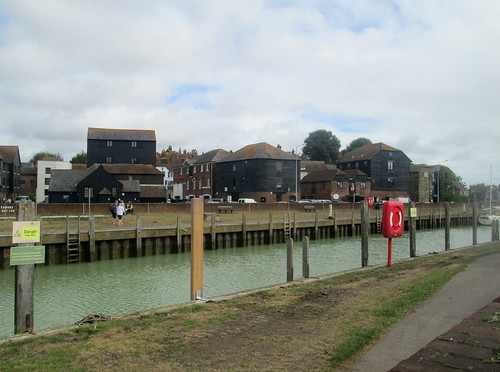 Rye, River Tillingham and Buildings