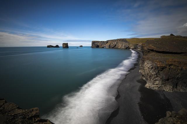 Dyrhólaey Beach, Iceland
