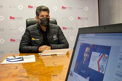 """09 Nov 2020 . Secretaría de Educación . Webinar """"Retos y desafíos para la educación post-Covid""""."""