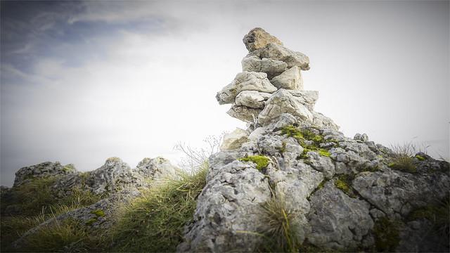 _DSC29878 On the trail to Mt. Schieferstein / Upper-Austria
