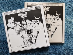 Mellow Candle reissued LPs