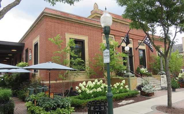 Old Post Office 48170 (Plymouth, Michigan)