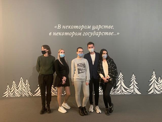 Ноя 10 2020 - 01:09 - Культурный туризм. Встреча третья: Новая Третьяковская галерея