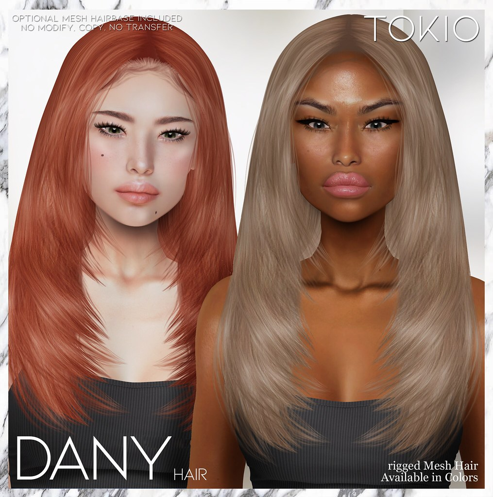 TOKIO Hair – Dany HD @Unik Event!!