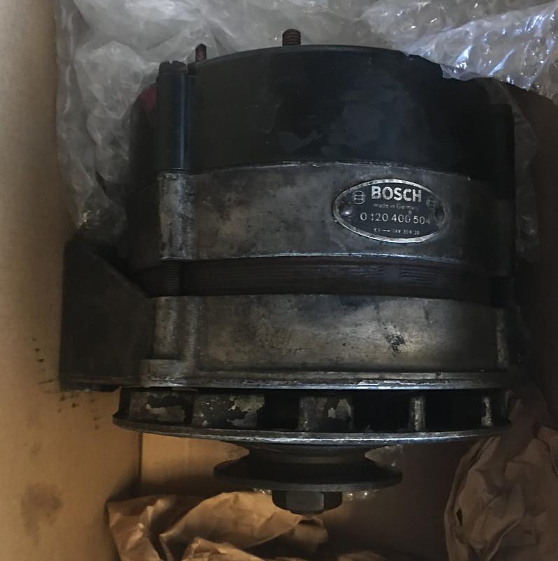 250SE Alternator