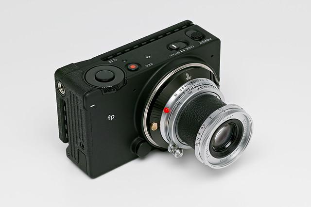 20201110_09_LEICA ELMAR 50mm(5cm) F2.8(1st)用沈胴ストッパー