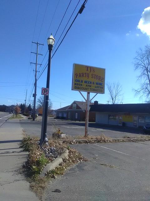 T J's Party Store - W. KL Avenue, Kalamazoo