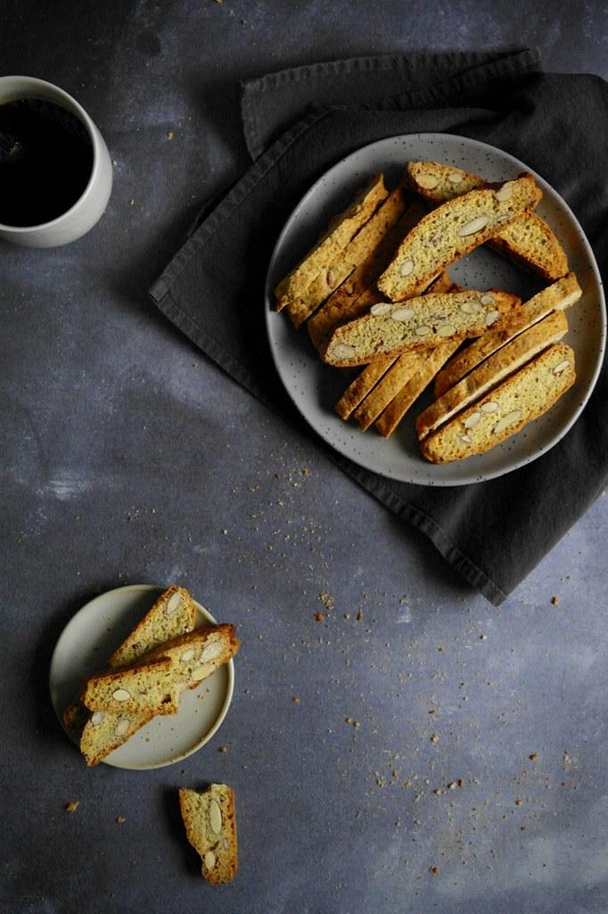 almond fennel orange biscotti
