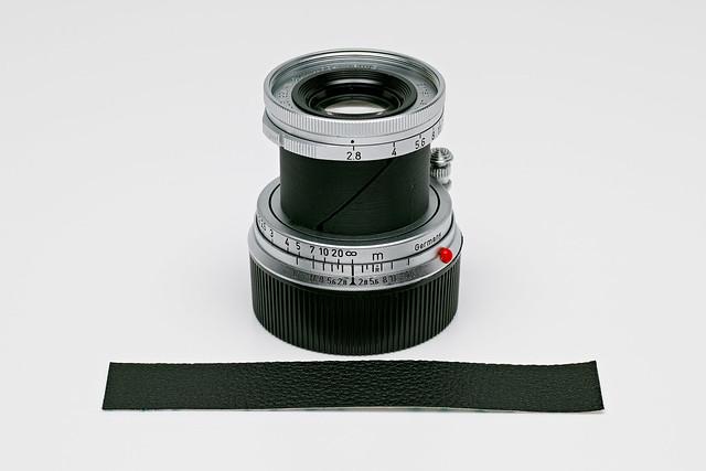 20201110_07_LEICA ELMAR 50mm(5cm) F2.8(1st)用沈胴ストッパー