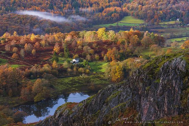 Rustic Autumn Colours
