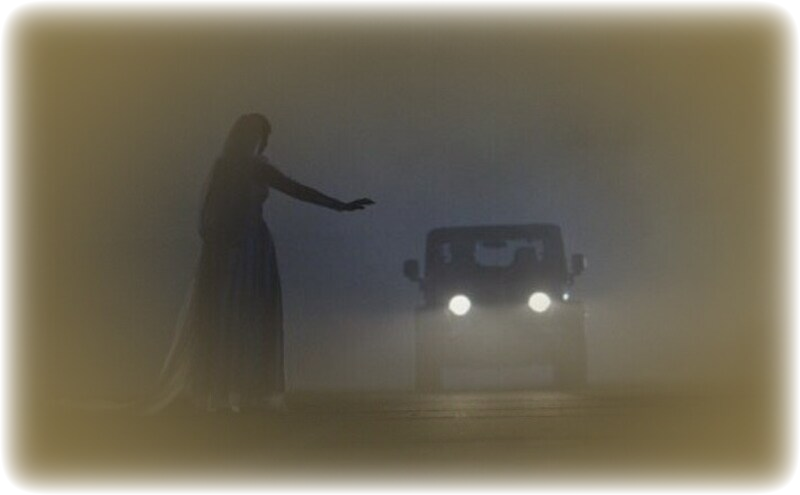 Phantom Hitchhiker