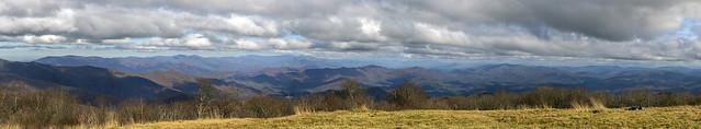 Huckleberry Knob, Cherohala National Forest, Graham County, North Carolina