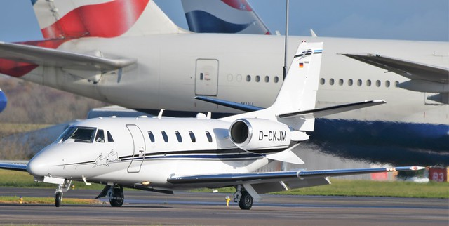 Cessna 560XL Citation XLS+ D-CKJM