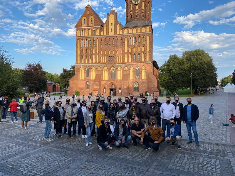 Деловая поездка в Калининград 9-11 сентября