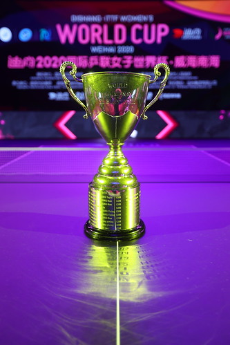 Day 3 - Dishang 2020 ITTF Women's World Cup