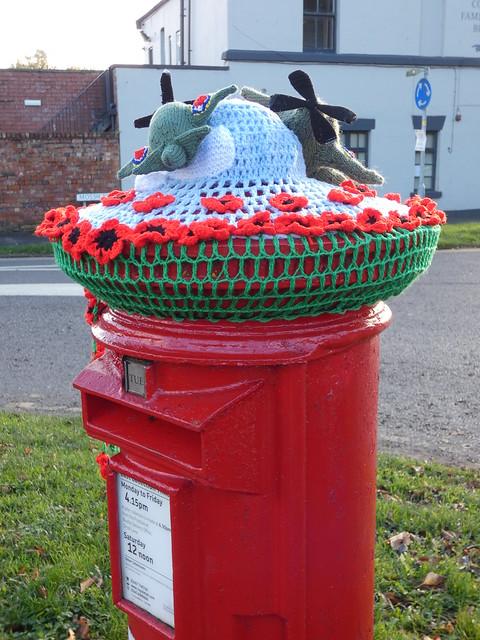 Poppy Post Boxes