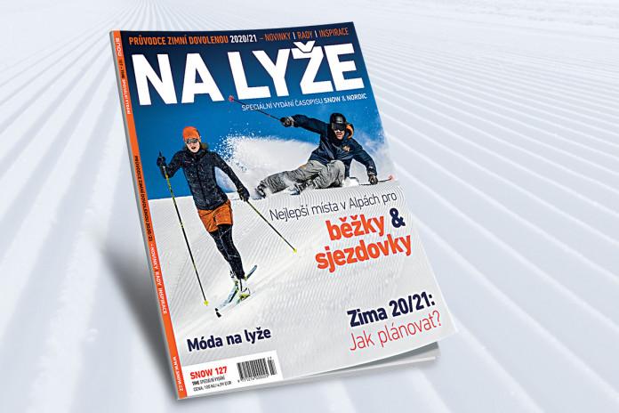 SNOW 127 time - průvodce zimní dovolenou 2020/21 + 3x skipas zdarma