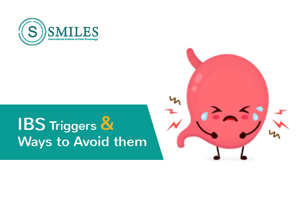 IBS Triggers and Ways to avoid them - SMILES