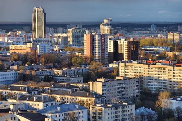 Rozochka district