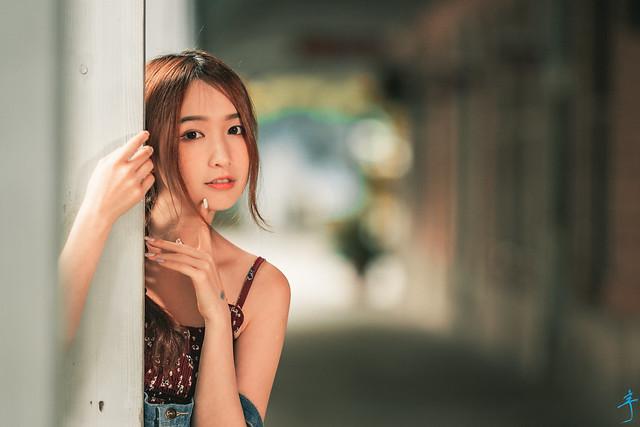 台灣大學外拍