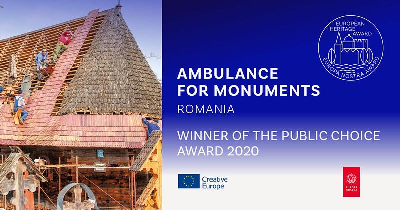 2020 Public Choice Award Winner