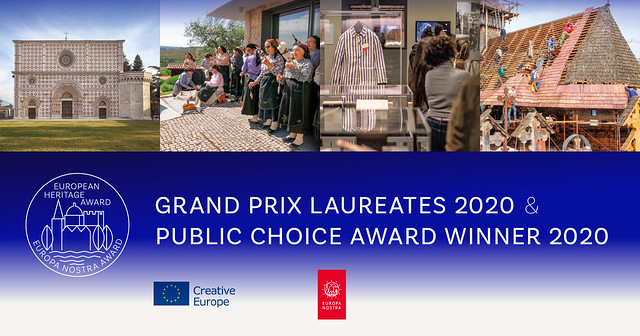 2020 Grand Prix Laureates and Public Choice Award Winner
