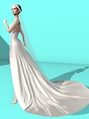 Laura Bride Gown - Fashion Dream