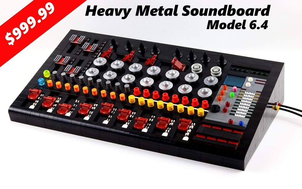 Heavy Metal Soundboard