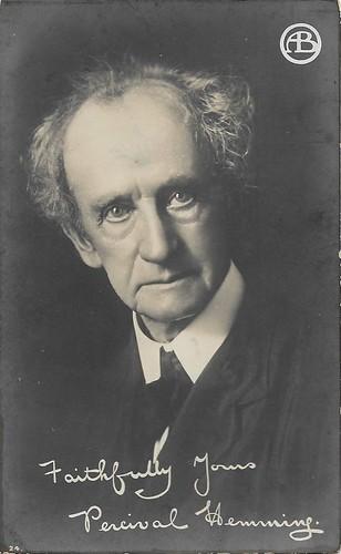Percival Hemming (W. Chrystie Miller)