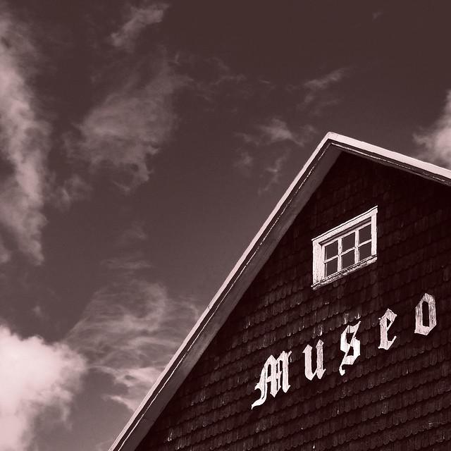 The Museum, Nueva Braunau, Chile