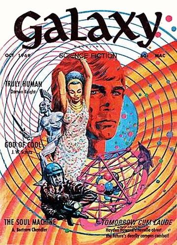 Galaxy Magazine / October 1969 (Vol#29 #2)