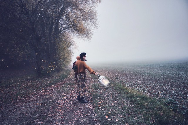 Guide you through November land