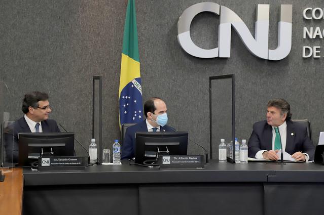 321ª Sessão Ordinária do CNJ - 10/11/2020