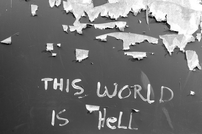 This world is hell