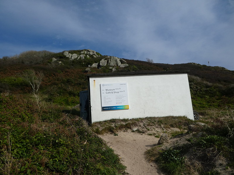 The Porthcurno Cable Hut