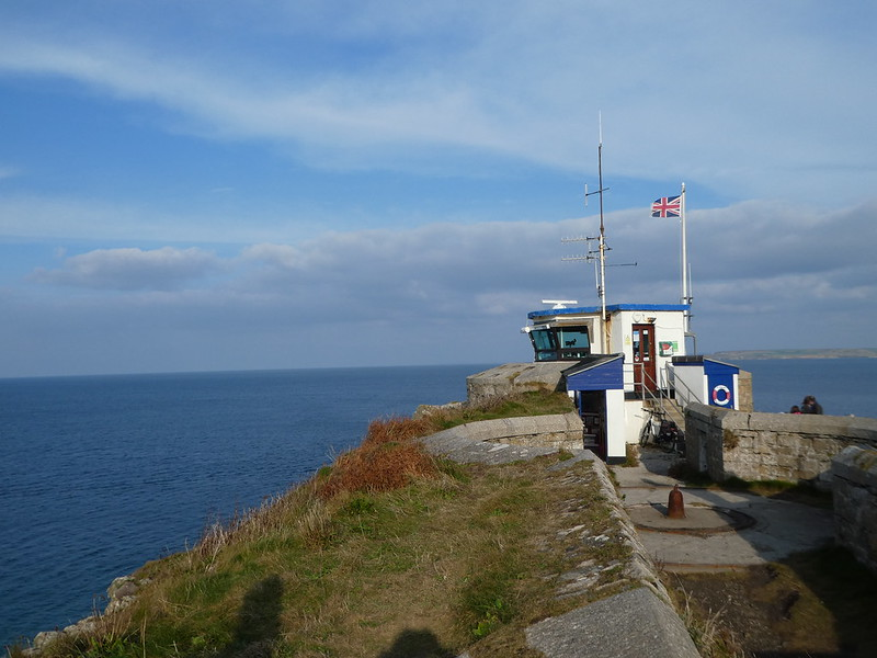 The coastguard lookout, St. Ives