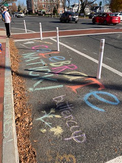 Natick Shared Streets Traffic Calming Art | by SolomonFoundation