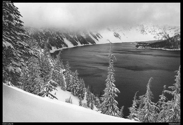 Crater Lake - Or.