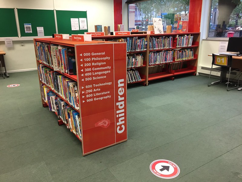 Stamford Hill Library