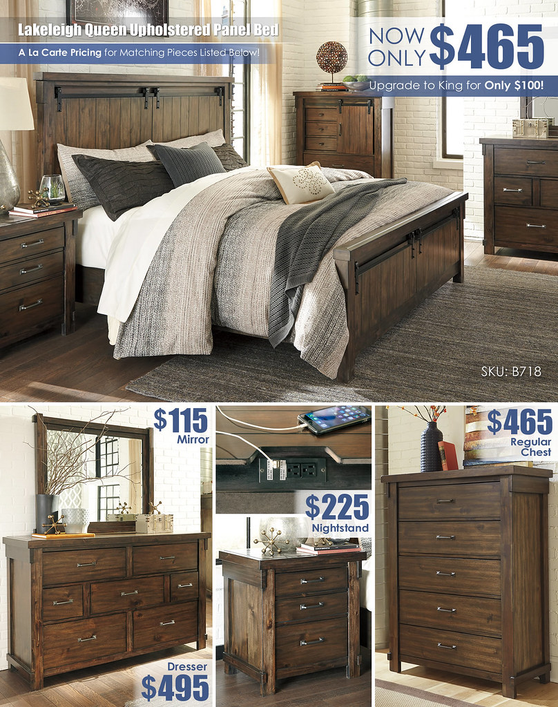 Lakeleigh Queen Reg Bed Layout_Regular Chest_B718-158-MOOD-H-B update